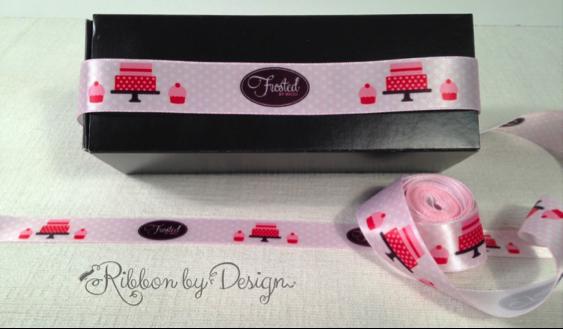 A high quality custom ribbon design
